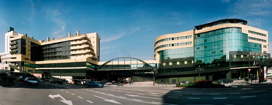 Proyectos Singulares, GOYA Intercontinental, Constructora y Promotora