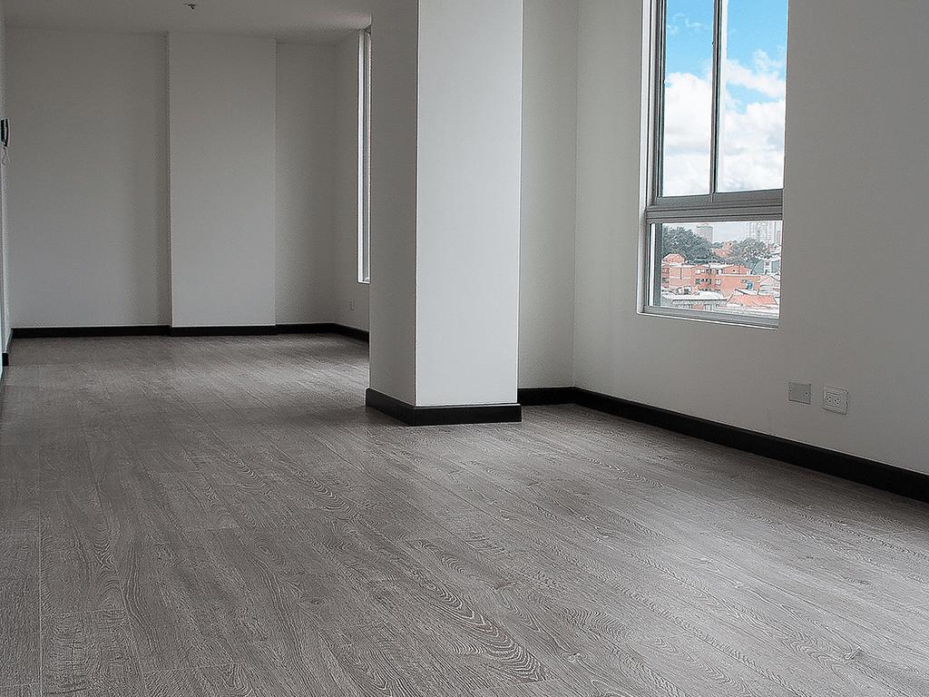 Detalle Interior Suelo - Edificio Park Building, Bogotá